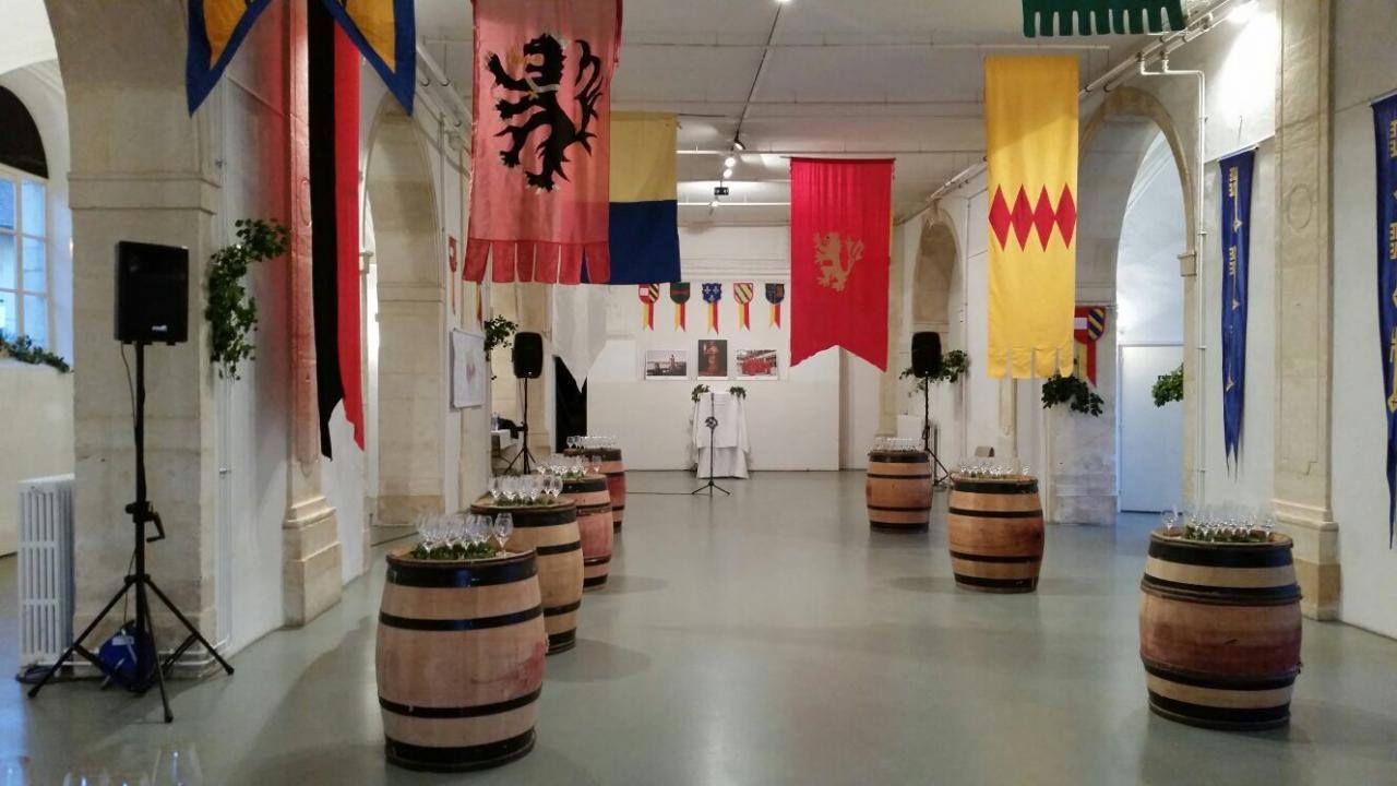 Sonorisation Discours Chapelle St Etienne