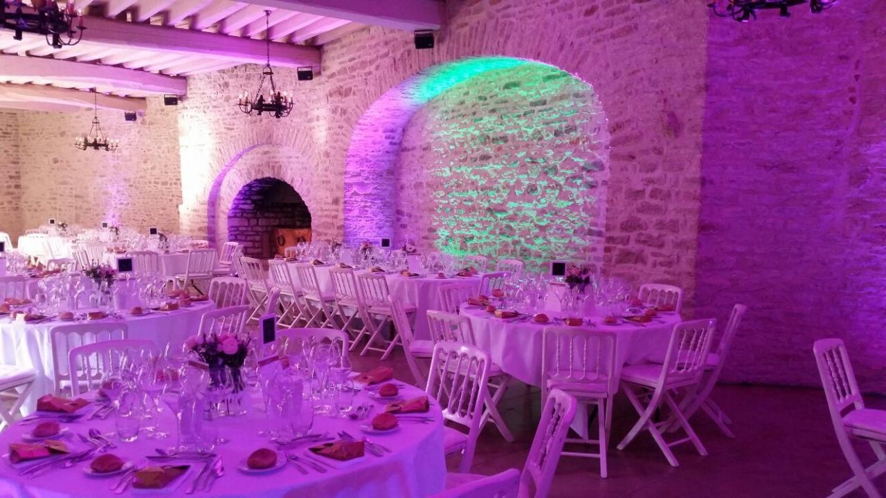 Mariage Chateau de Santenay