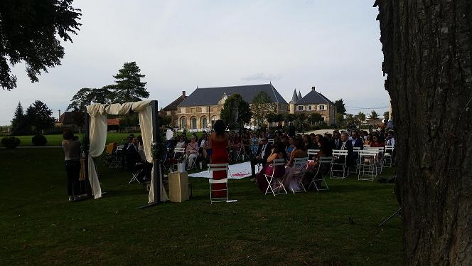 Mariage Chateau de Charette Varennes
